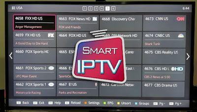 free iptv player for samsung smart tv