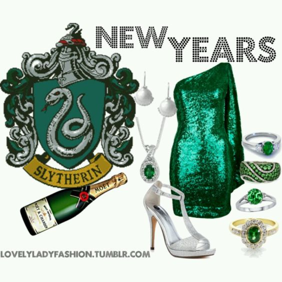 Slytherin New Year