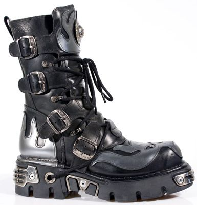 Badass boots Gothic online shop for mens and womens alternative