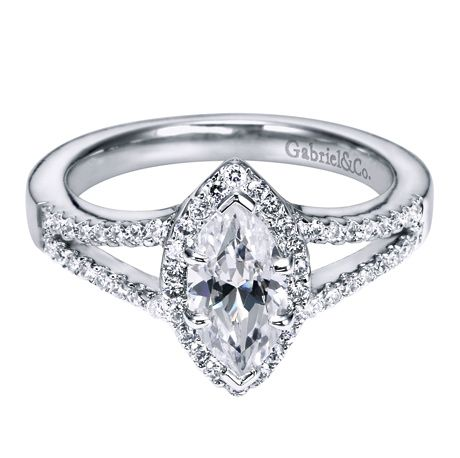 Contemporary marquise ring. I would like this in rose gold