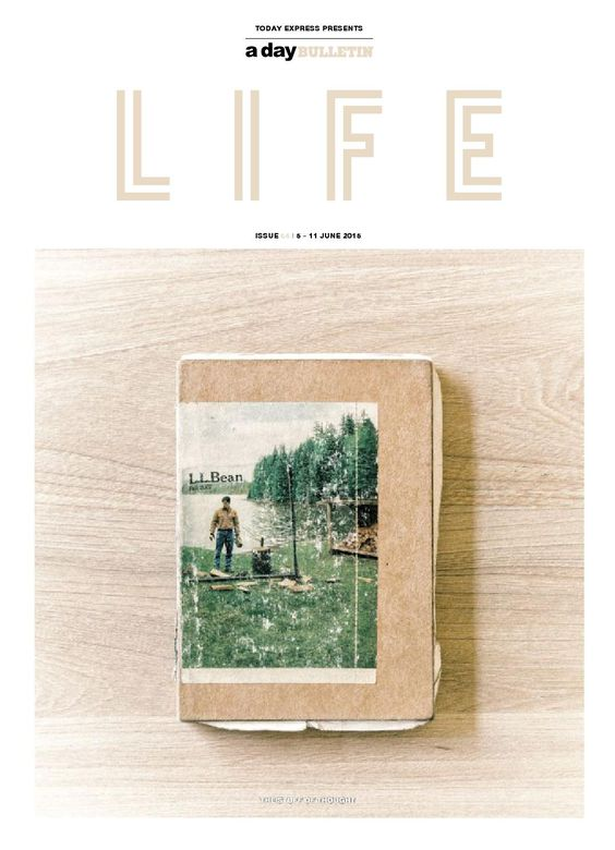 a day BULLETIN LIFE The Urban Current Magazine FREE MAGAZINE in thailand