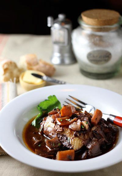 Weeknight Coq au Vin | Recipe | French dishes, Country of ...