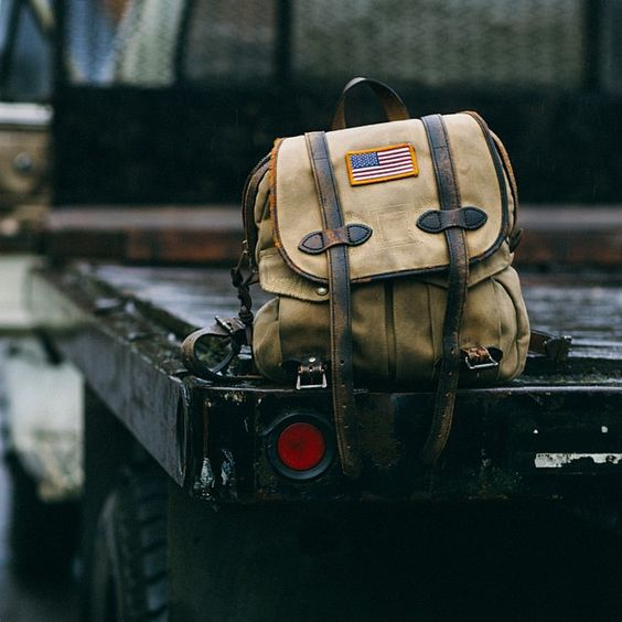 Name it. What Filson product are you most proud of owning?