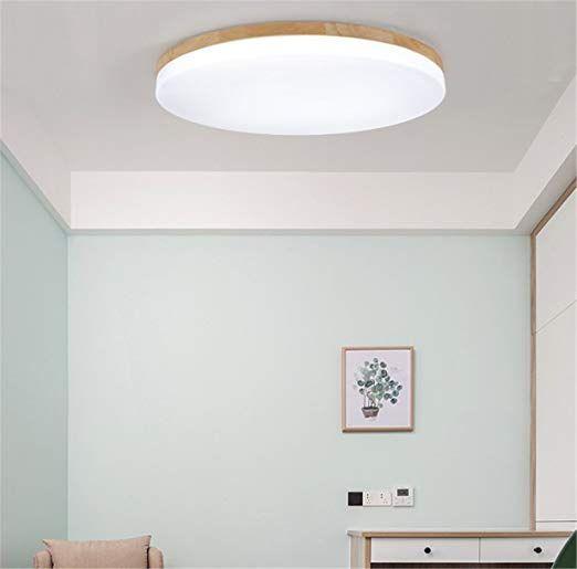Schlafzimmer Lampe Flach