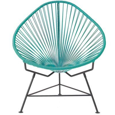 acapulco chairs innit designs surprisingly comfortable chairs based on mexican hammock design. Black Bedroom Furniture Sets. Home Design Ideas