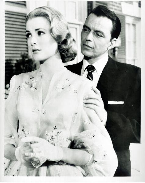 Grace Kelly & Frank Sinatra