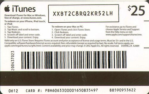 Itunes Gift Card Codes Free 25 Unused Itunes Gift Card Codes Itunes Gift Cards Free Itunes Gift Card Apple Gift Card
