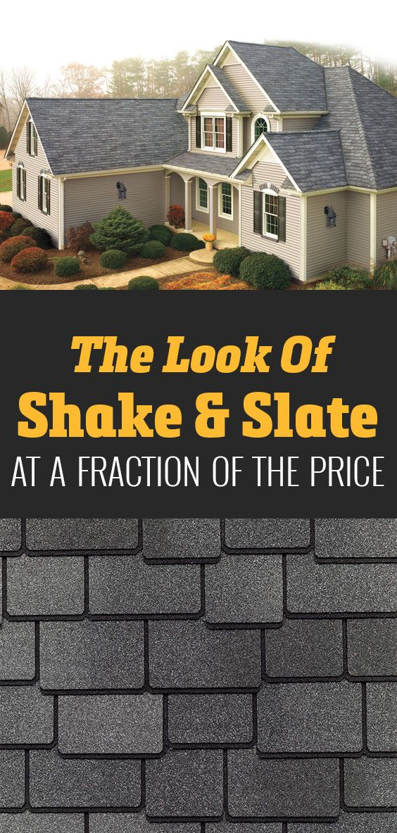 Top 5 Shake And Slate Look Shingles In Michigan Roofing Roof Architecture Roof Styles