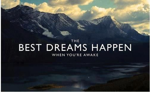 .: Dream Big, Lifequote, Life Quote, Dreams Happen, Motivational Quotes, So True, Inspirational Quotes, Dream Quote, You Re Awake