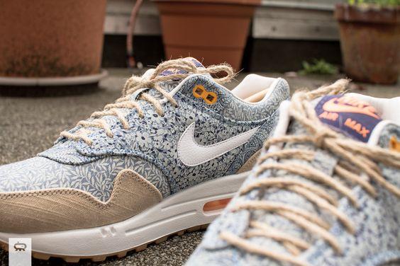 Nike Air Max 1   Liberty London   http://bit.ly/1n2HNwZ