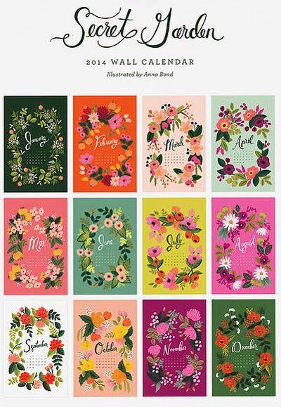 Calendar Design Pattern : Print patterns calendar and inspirational on pinterest