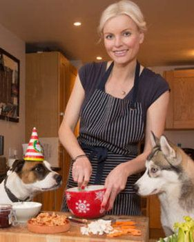 PAMPER your pooch this Christmas with foods that'll keep them feeling festive. Here are our top tips from canine nutritionist Kristina Johansen...