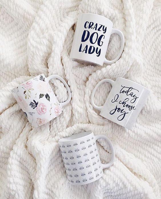 Coffee tastes better when it's in a cute mug, right?!  society6.com/creativeindex/mugs ��...