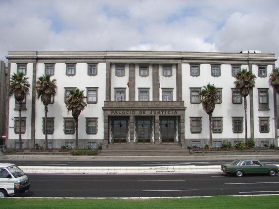 Fenómenos Extraños En El Palacio De Justicia De Las Palmas De Gran Canaria, España. 9b659aeee5087fdc940ecbe1813950c7