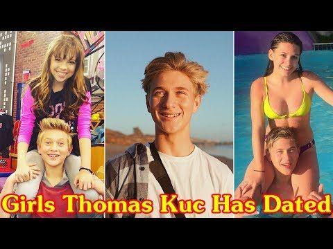 Girls Thomas Kuc Has Dated 2019 Youtube Thomas Kuc Beautiful Women Pictures Thomas
