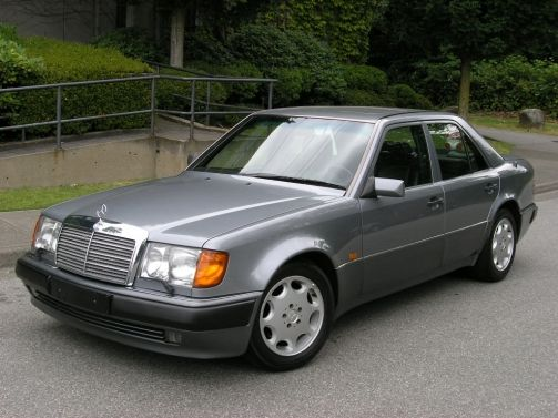 1993 Mercedes 500E: In a big way this is already a classic, I mean who doesn't want a Sedan built by Porsche? However... the value for these cars will certainly increase, since lets face it, how many do you see around?