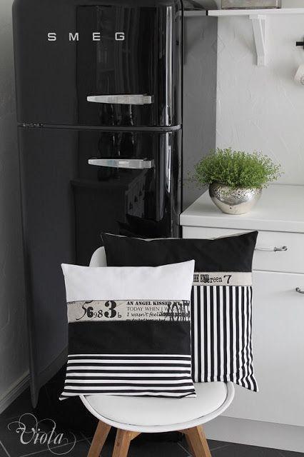Shabby Chic Inspired - modern vintage pillows