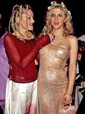 BLONDE AMBITION photo   Courtney Love, Gwen Stefani