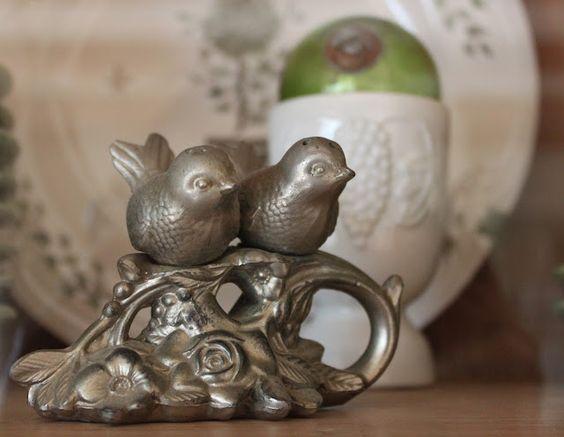 silver birds