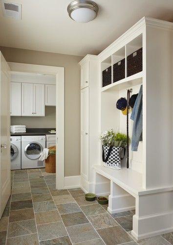 Birmingham mud/laundry room, MI  laundry room