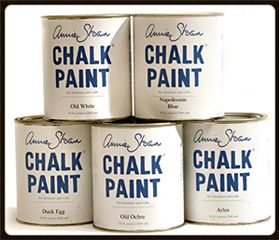 Red Hill Fayetteville -- Chalk Paint Source