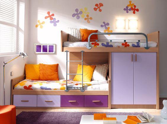 Litera Dormitorios Juveniles Pinterest Impresionante