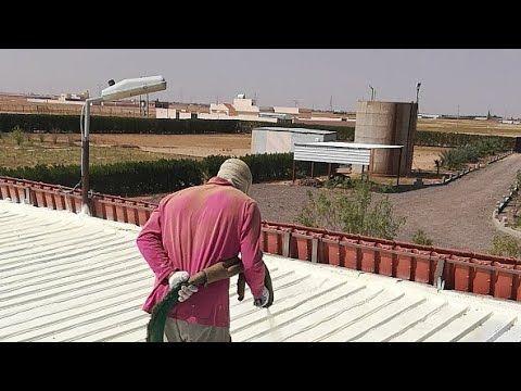 شركة عزل فوم بالرياض 0536303073 شركة مباني الرياض Youtube Outdoor Outdoor Decor Deck