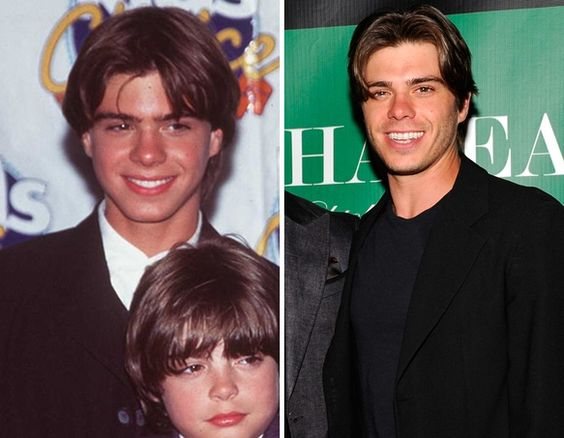 Matthew Lawrence- childhood crush