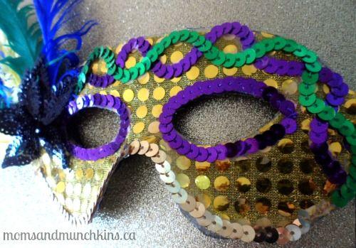 party teen masquerade
