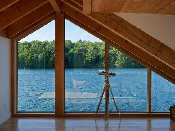 Lake Joseph Boathouse | Altius Architecture, Inc.