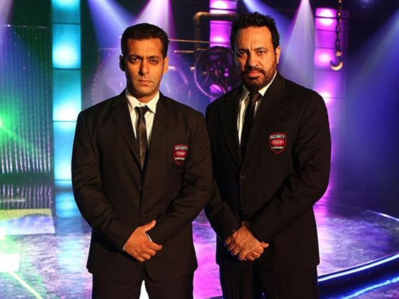Salman Khan's bodyguard, Shera, has been booked for assaulting and breaking a man's collar bone.