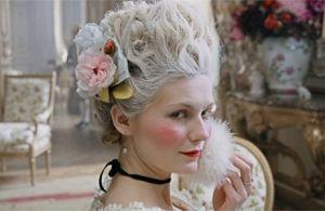 Marie Antoinette updo