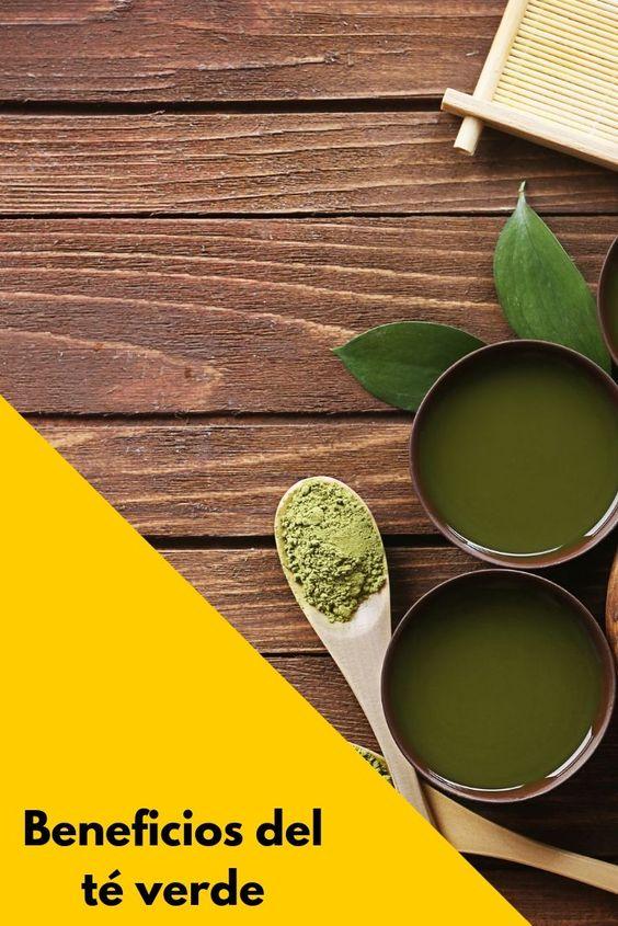 beneficios té verde