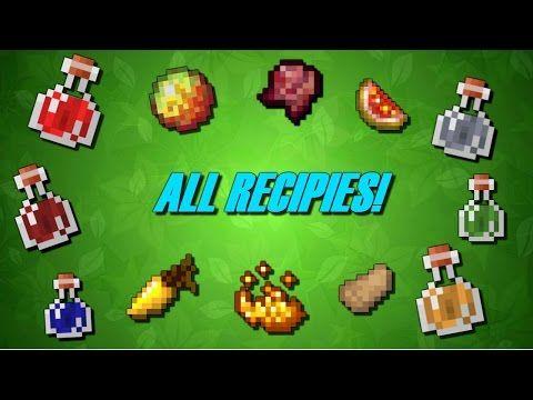 Xbox Com Forums Minecraft Brewing Recipes Minecraft Minecraft Potion Recipes