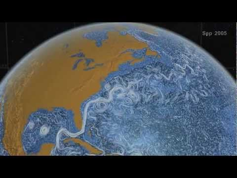 NASA time-lapse video of oceans from space http://huff.to/GWdUaB