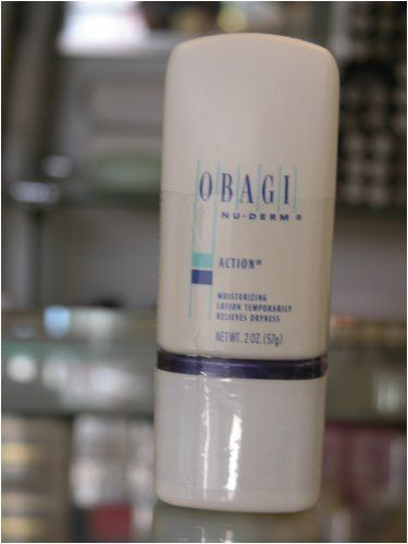 Obagi Action by Obagi. Save 2 Off!. $41.00. A moisturizing cream to be used as needed to soothe areas of dry, flaky skin. 2.0oz.
