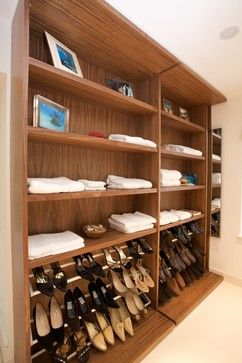 Chelsea Residence - modern - clothes and shoes organizers - london - Minimo Bespoke Furniture