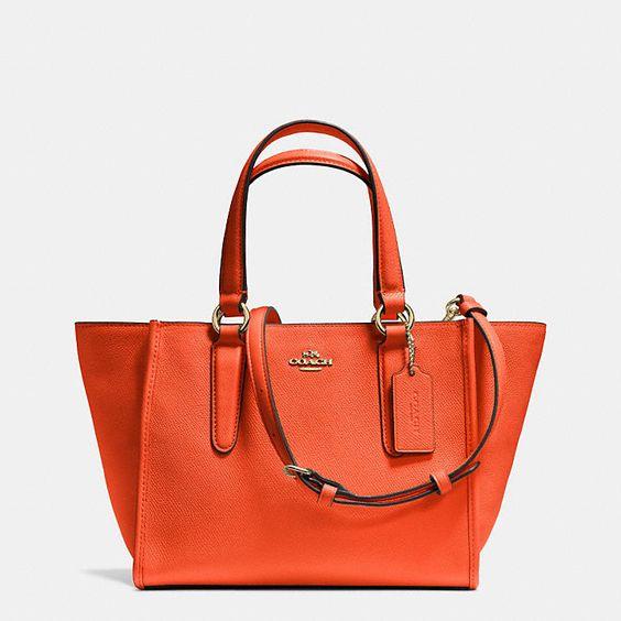 coach bag sale outlet t5nm  orange coach bag orange coach bag