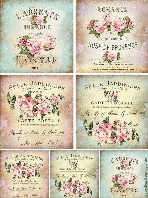 Avoir le dessin de roses belle jardini re 2e en bas - Vintage bilder kostenlos ...