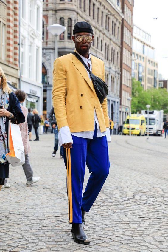 30代メンズにおすすめのダブルジャケットコーデ | Team Peter Stigter, catwalk show, streetwear and fashion photography - Part 3