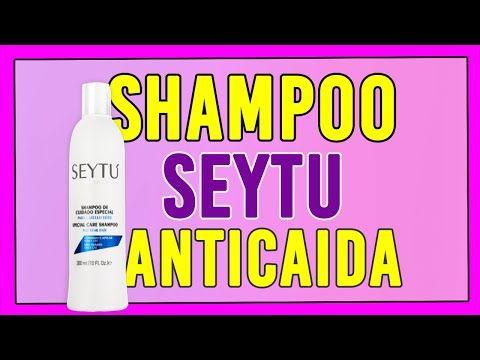 El Shampoo Seytu Para La Caida De Cabello Con Extracto De Guaraná Aceites De Limón Romero Orégano Lavanda Biotina Que Protege El Cabello Débil Tips