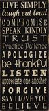 be. thankful.