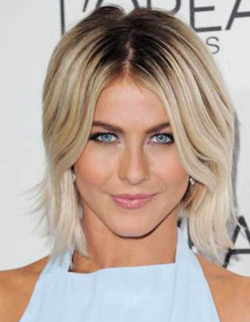 Repost From Juleshough Happy Earth Day Obviously If There S A Product Out There That Can Save M Short Hair Styles Icy Blonde Hair Julianne Hough Short Hair