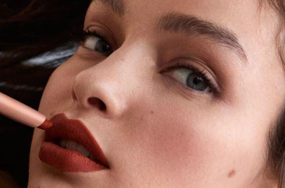 labios mate
