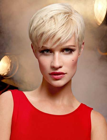 Wondrous Blonde Haircuts Short Blonde Haircuts And Short Blonde On Pinterest Hairstyle Inspiration Daily Dogsangcom