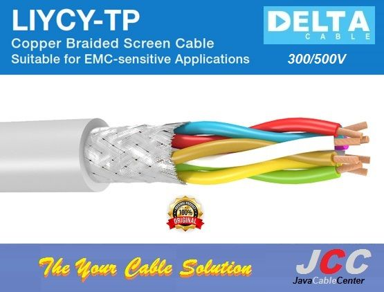 Screen Kabel Delta Screen Liycy Tp Screen Delta Data Transmission
