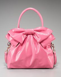 Valentine Bow Dome bag  $1295