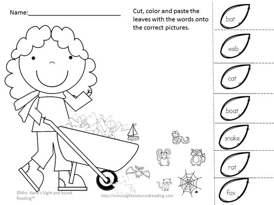 Number Names Worksheets fun activity for kindergarten : Pinterest • The world's catalogue of ideas