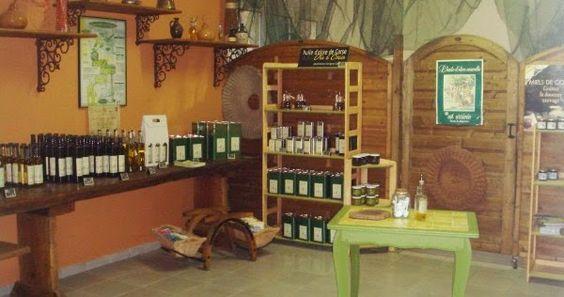 Le magasin d'usine Moulin de Prunete à Cervione @ magasins-usine.net