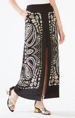 BCBG MaxAzria Size Large 'Jane' Skirt. $89.50